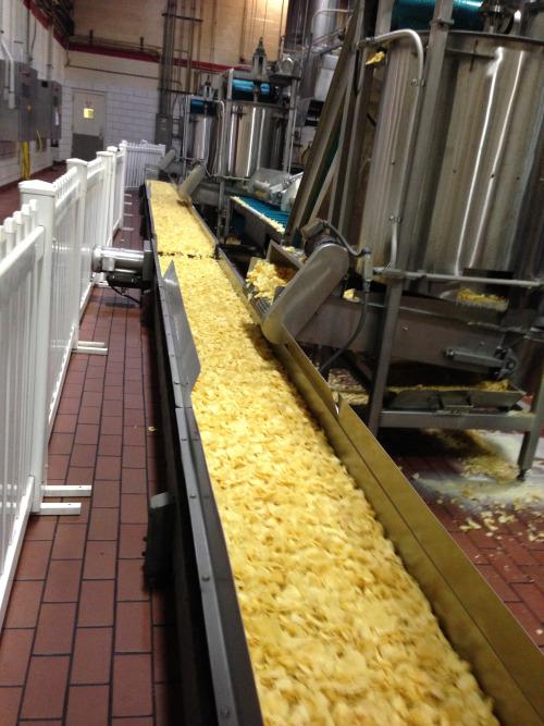 Chips - ich sehe nur Chips!